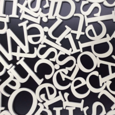 Add extra punch to your logo/bradning with 3D CNC Cut Letters.