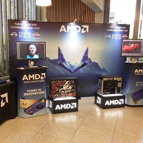 Modular Exhibition Stand 001