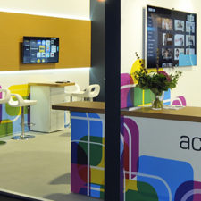 Printed Vinyl is the trusted go-to for Exhibition Stands.