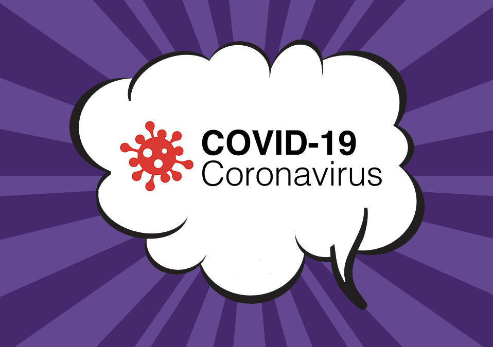 Coronavirus: An update for our customers